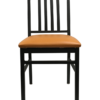 6327-Metal-Navy-Style-Dining-Chair-Padded-Seat-Front-View.png