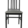6327-Metal-Navy-Style-Dining-Chair-Padded-Seat-Front-View-2.png