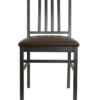6327-Metal-Navy-Style-Dining-Chair-Padded-Seat-Front-View-3.png