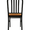 6327-Metal-Navy-Style-Dining-Chair-Padded-Seat-Rear-View.png
