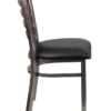 8316-CC-Metal-Clear-Coat-Ladderback-Dining-Chair-Black-Vinyl-Padded-Seat-Side-View.png