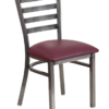 8316-CC-Metal-Clear-Coat-Ladderback-Dining-Chair-Burgundy-Vinyl-Padded-Seat.png