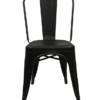 8517-Flori-Metal-Dining-Chair-Padded-Seat-Front-View.png