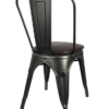 8517-Flori-Metal-Dining-Chair-Padded-Seat-Rear-Angle-View.png