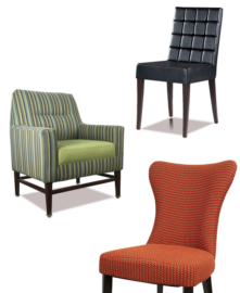 Club / Lounge Chairs & Stools